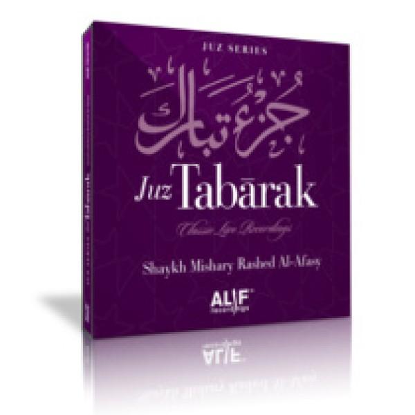 Juz Tabarak - Mishary Rashed Al-Afasy