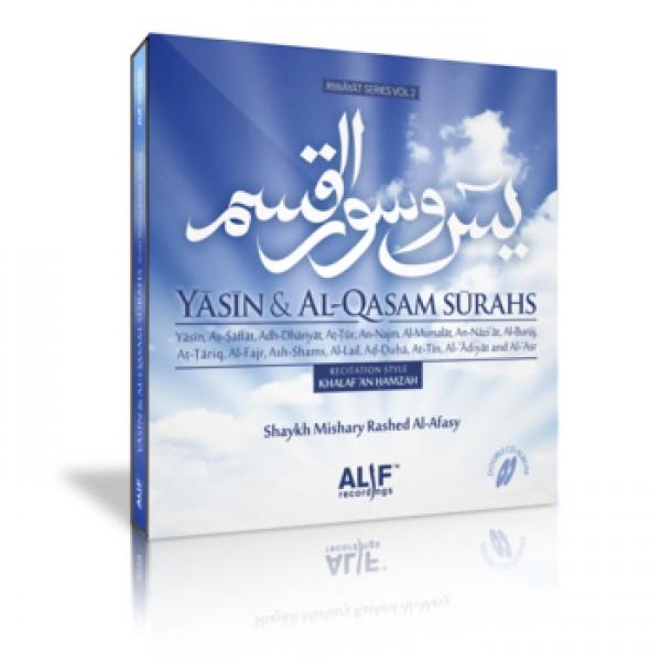 Yasin and Al Qasam - Mishary Rashed Al-Afasy