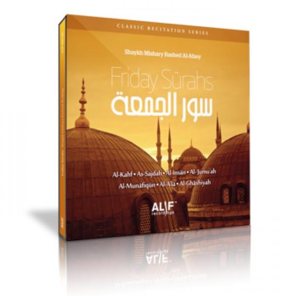 Friday Surahs - Mishary Rashed Al-Afasy