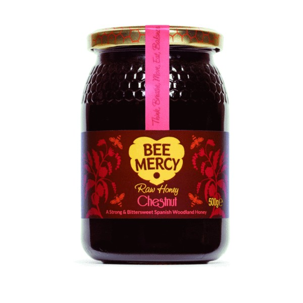 Bee Mercy : Chestnut (500g)