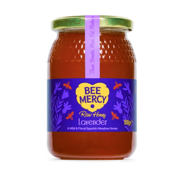 Bee Mercy : Lavender (500g)