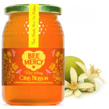 Bee Mercy : Citrus Blossom (500g)