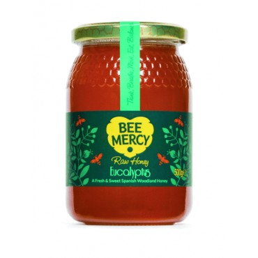Bee Mercy : Eucalyptus (500g)