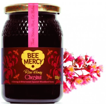 Bee Mercy : Chestnut 1kg