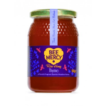 Bee Mercy : Thyme 1KG