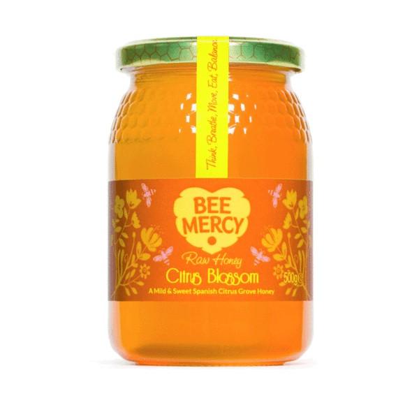Bee Mercy : Citrus Blossom 350g