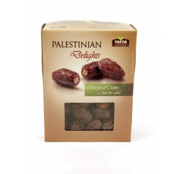 Palestinian Delights Medjoul Dates - 900g