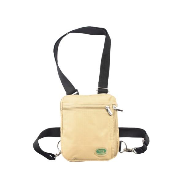 Hajj Safe - Side / Neck Bag (Cream)