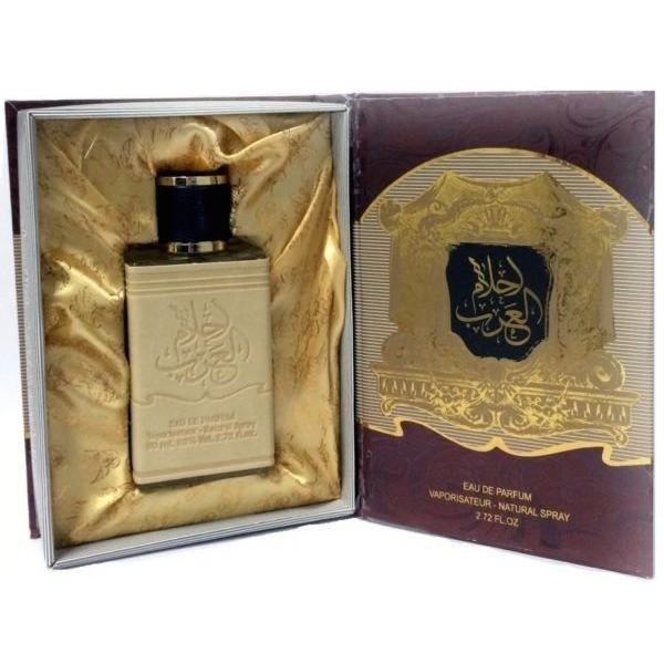 EDP - Ahlam Al Arab 80ml with Deodorant