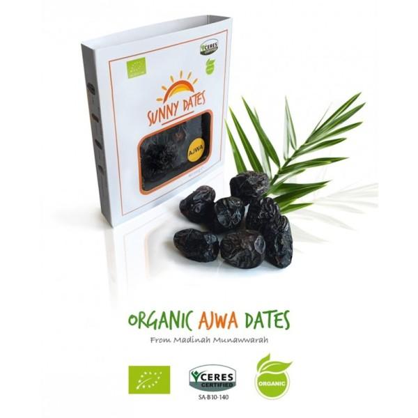 Sunny : Organic Ajwa Dates 200g