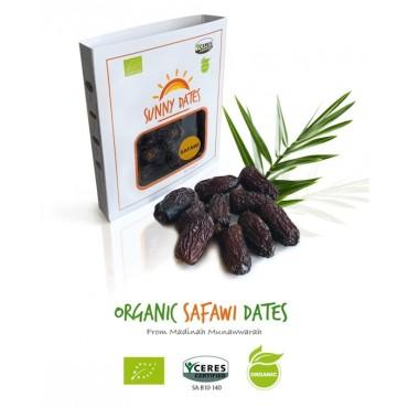 Sunny Organic Safawi Dates 200g