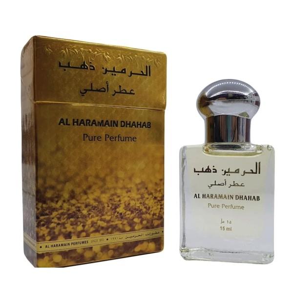 Al - Haramain 15ml : Dhahab