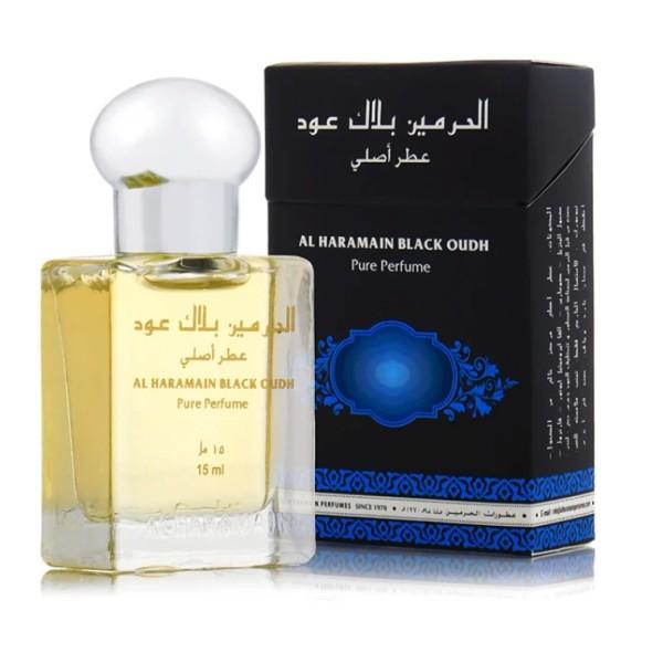 Al - Haramain 15ml : Black Oud