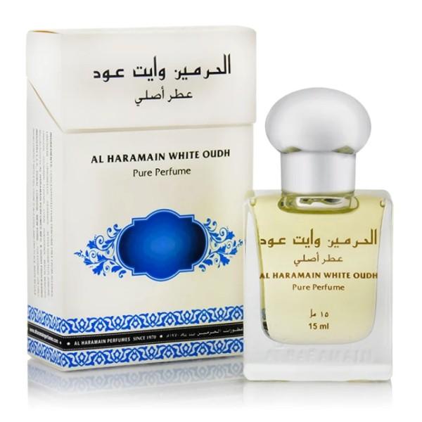 Al - Haramain 15ml : White Oud