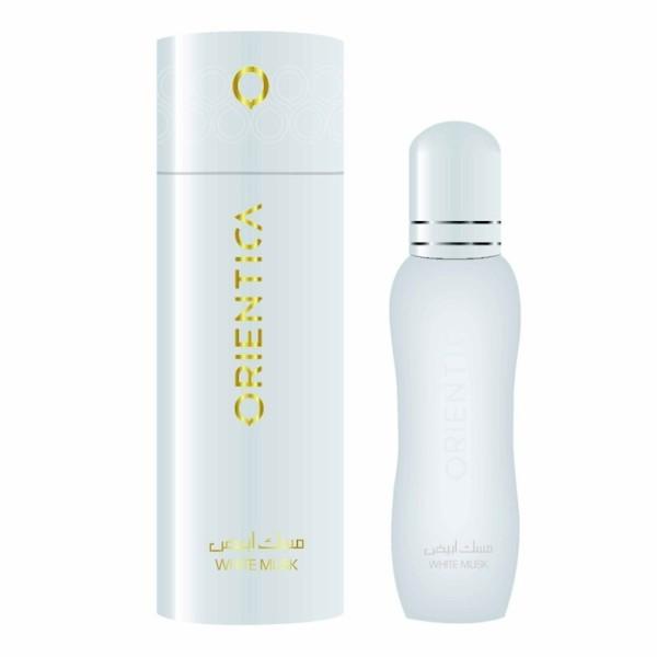 Orientica 6ml: White Musk Perfume Oil