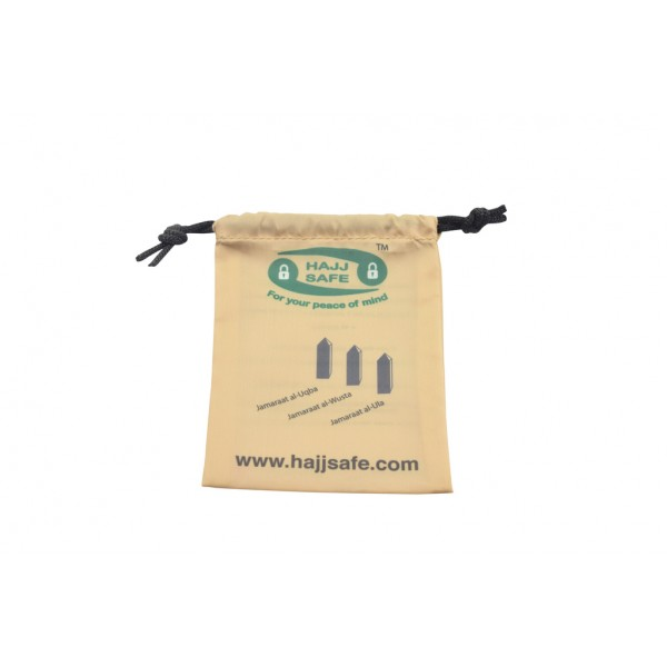 Hajj safe - Muzdalifah Stone Bag