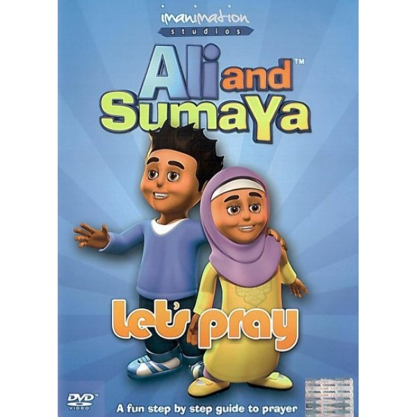Ali and Sumaya - Let's Pray