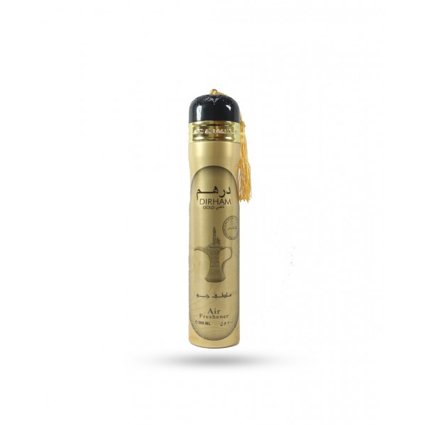 Air Freshener Al Zaafaran : Dirham Gold