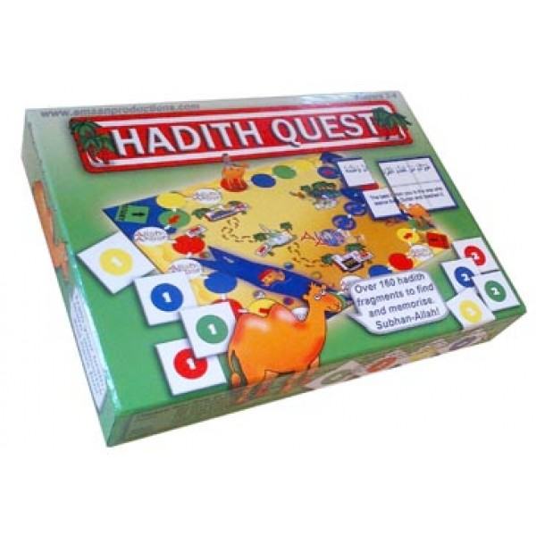 Hadith Quest - Game Board