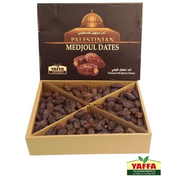 Yaffa : Medjoul dates (5kg)