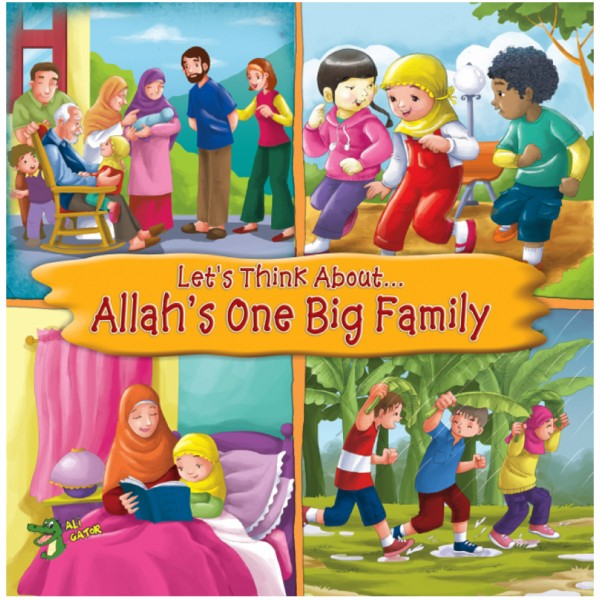 Ali Gator - Allah's One big Family