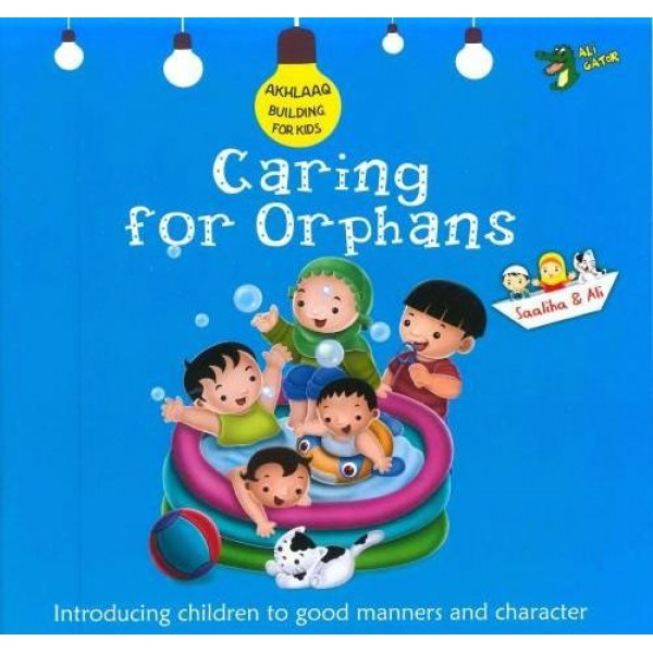 Ali Gator - Caring for Orphans