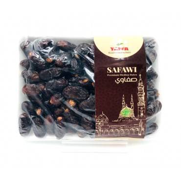 Yaffa : Premium Medina Safawi Dates (900g)