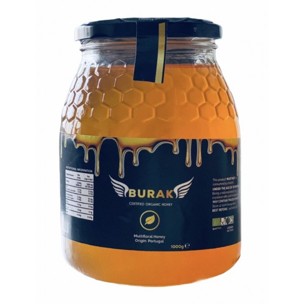 Burak Organic Honey 500ml