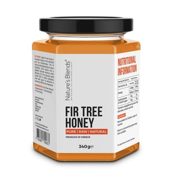 Raw Fir Tree Honey