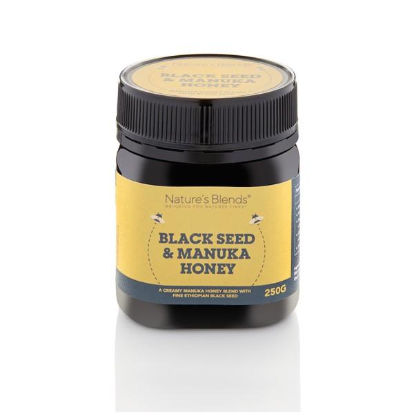 Natures Blends : Black Seed & Manuka Honey 250g