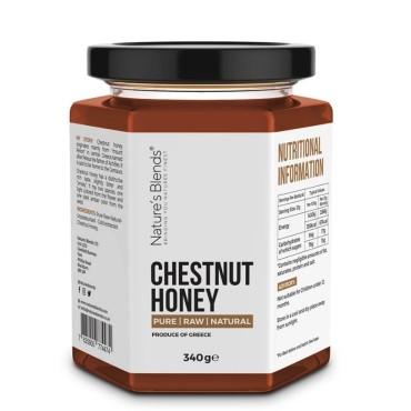 Natures Blends : Raw Chestnut Honey