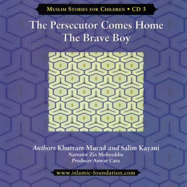 The Persecutor Comes Home, The Brave Boy (CD3)