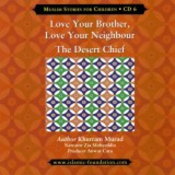 Love Your Brother, Love Your Neighbour (CD6)