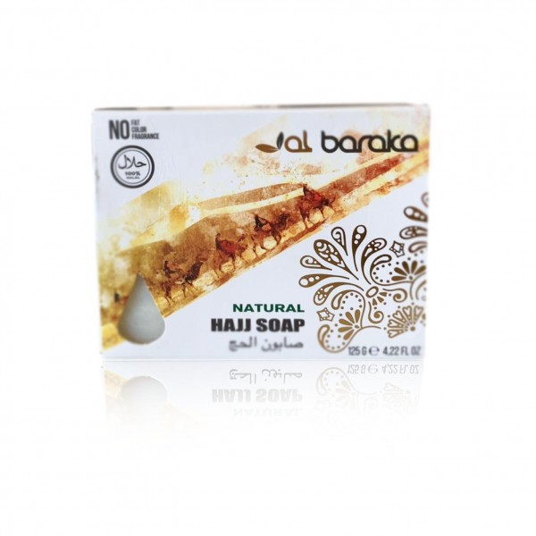 Al Baraka - Natural Hajj Soap