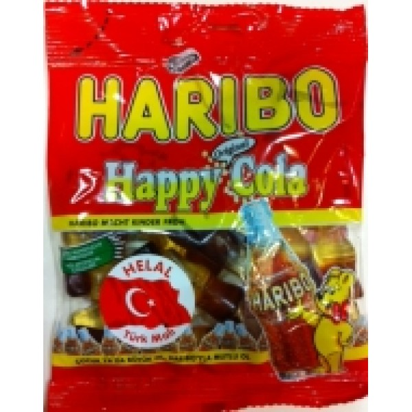 Haribo: Happy Cola (100g)