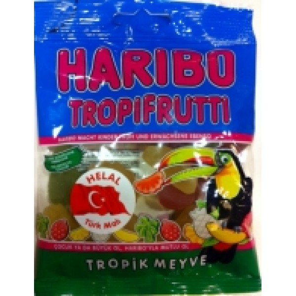 Haribo: Tropifrutti (100g)