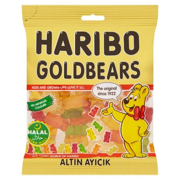 Haribo: Goldbaren (100g)