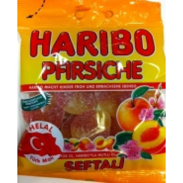 Haribo: Pfirsiche (SEFTALI) (100g)