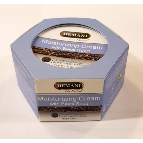 Hemani - Moisturizing Cream with Black Seed