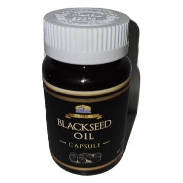 Al Khair : Black Seed Oil Capsule 60