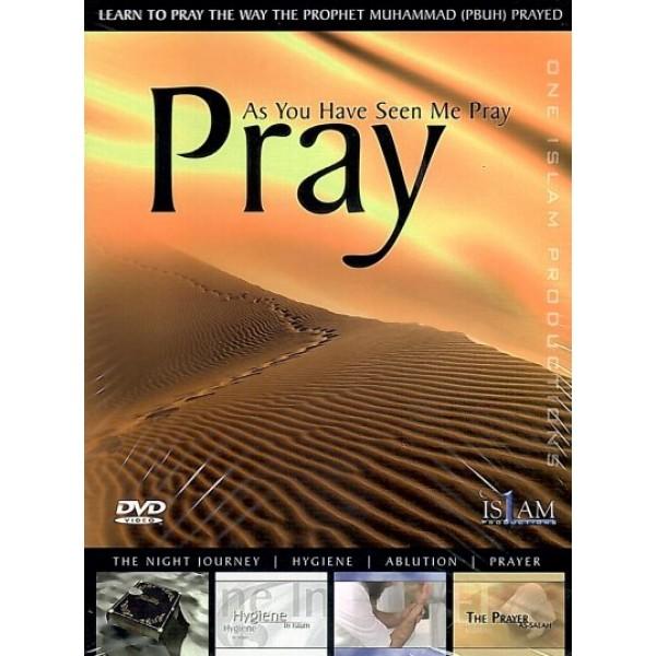 DVD - Pray as You Have seen me Pray