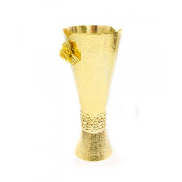 Bakhoor Burner : Gold Rose (YJ9036)