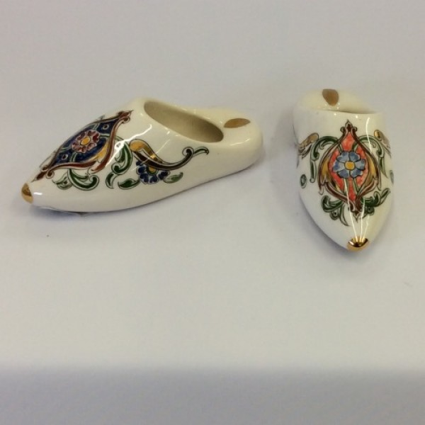 Tunisian Ceramic Mini Shoe - Baboush