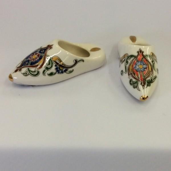 Tunisian Ceramic Mini Shoe - Baboush