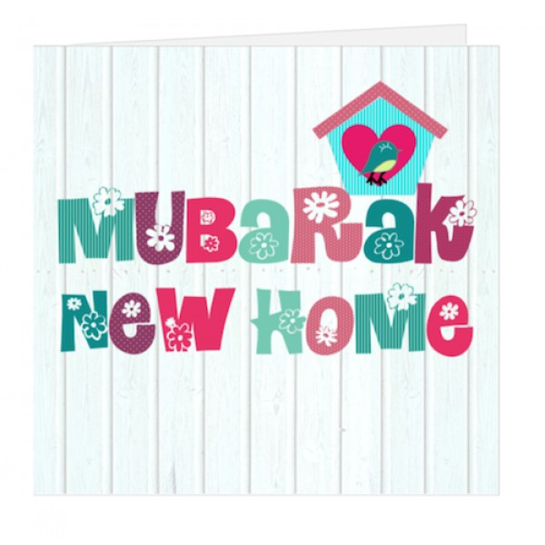 Card: NH37001A Mubarak New Home