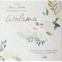 Card: WED804 Congratulations Walima