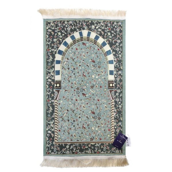 Luxury Rawda Prayer Mat