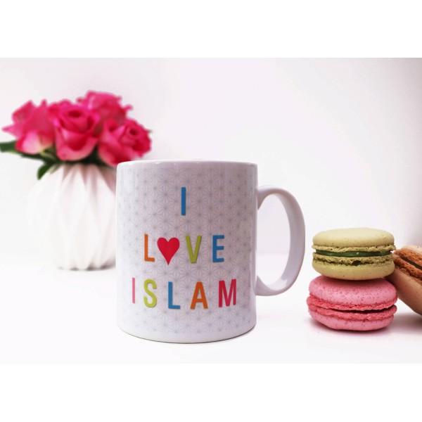 Mug 09- I love Islam
