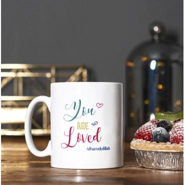 Mug30-You are so loved (Alhamdullilah)