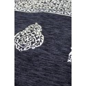 Luxury Kiswah Prayer Mat - Black